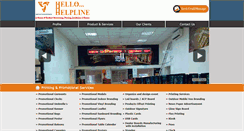 Preview of hellohelplineservices.co.in